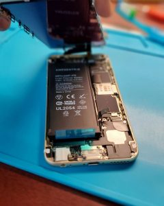 iphone battery replacement ifix dallas plano