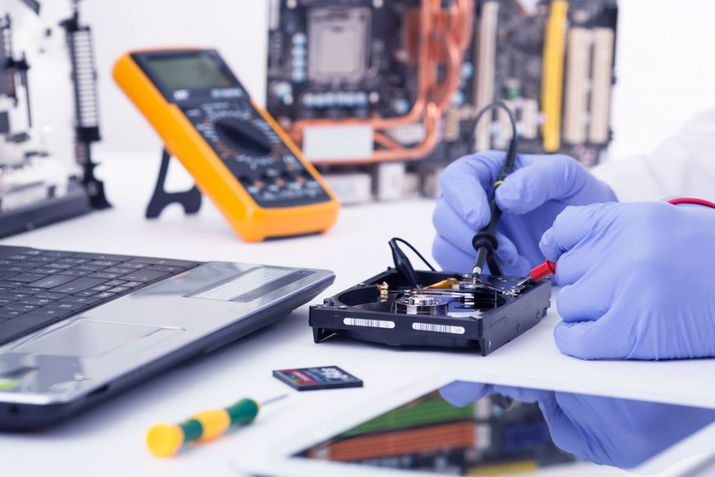 business data recovery service at ifixdallas plano