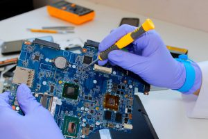 laptop motherboard repair service at ifixdallas plano