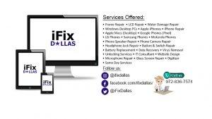 ifix dallas services offered in plano dallas mckinney allen richardson