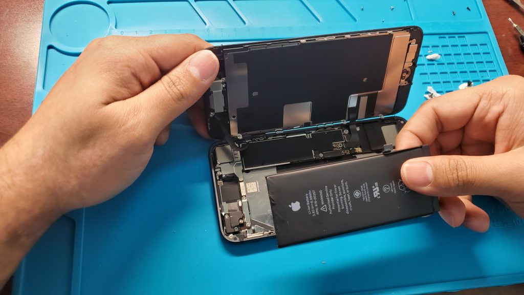 iphone 8 battery replacement ifixdallas plano certified geek