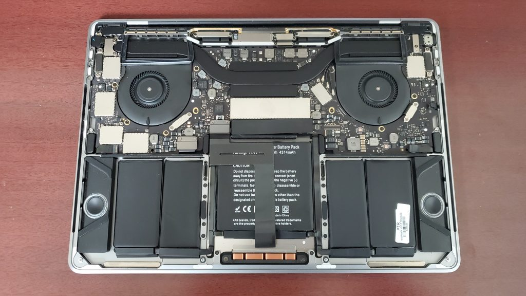 macbook pro A1706 repair ifixdallas plano certified geek