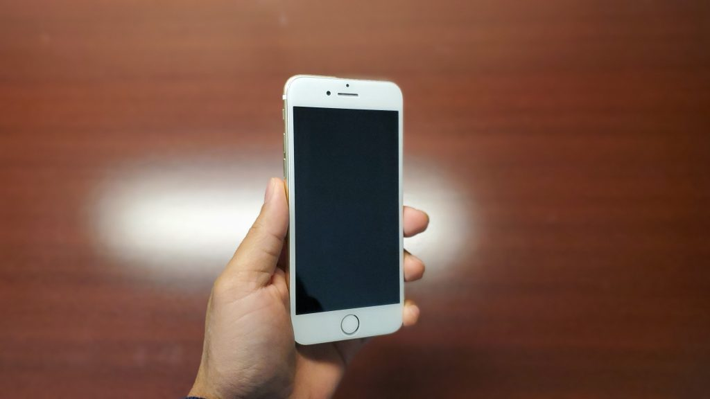 IPhone screen replacement in ifixdallas plano