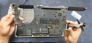Macbook Pro logicboard repair ifixdallas certified geek plano
