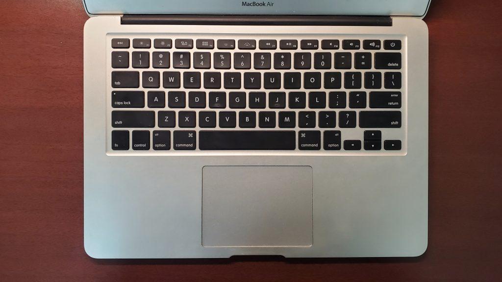 Macbook air Keyboard replacement ifixdallas plano