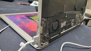 Macbook air charging port replacement ifixdallas plano