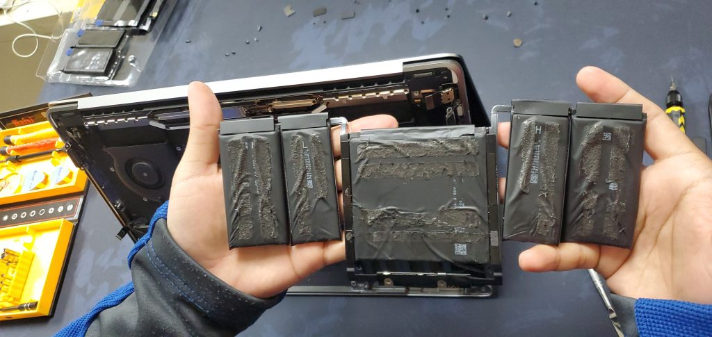 Macbook pro battery replacement ifixdallas plano