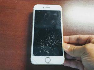 Broken iPhone Screen Replacement in ifixdallas Plano