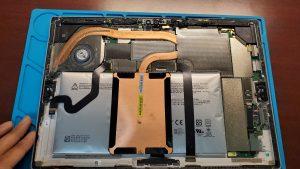 Microsoft surface Pro 4 LCD Replacement ifixdallas plano