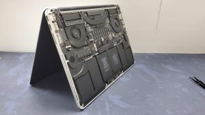 macbook pro A1398 battery replacement mactechservice dallas