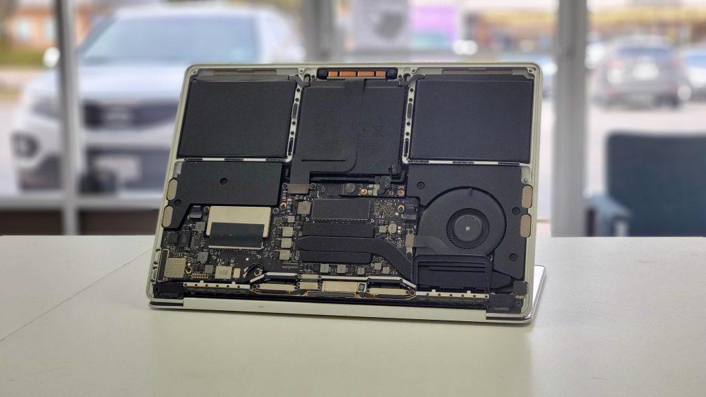 macbook pro a1708 liquid damage treatment at ifixdallas plano