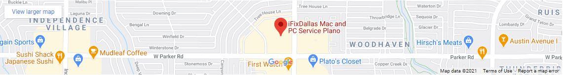 ifixdallas mac and pc repair service