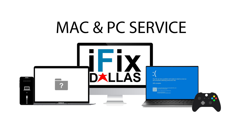 iFixDallas Mac and PC Service Plano
