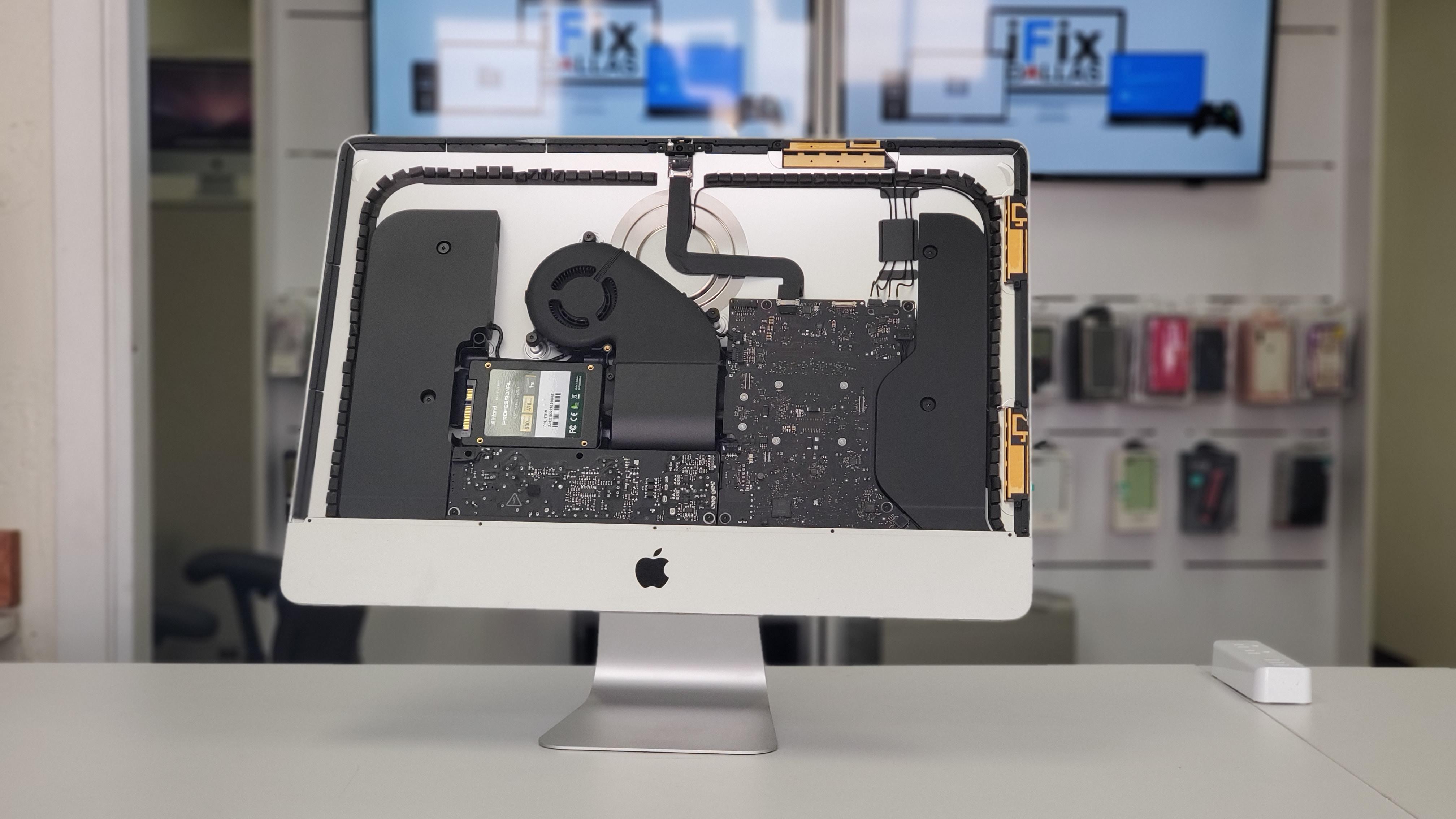 Slow iMac Repair Plano ifixdallas