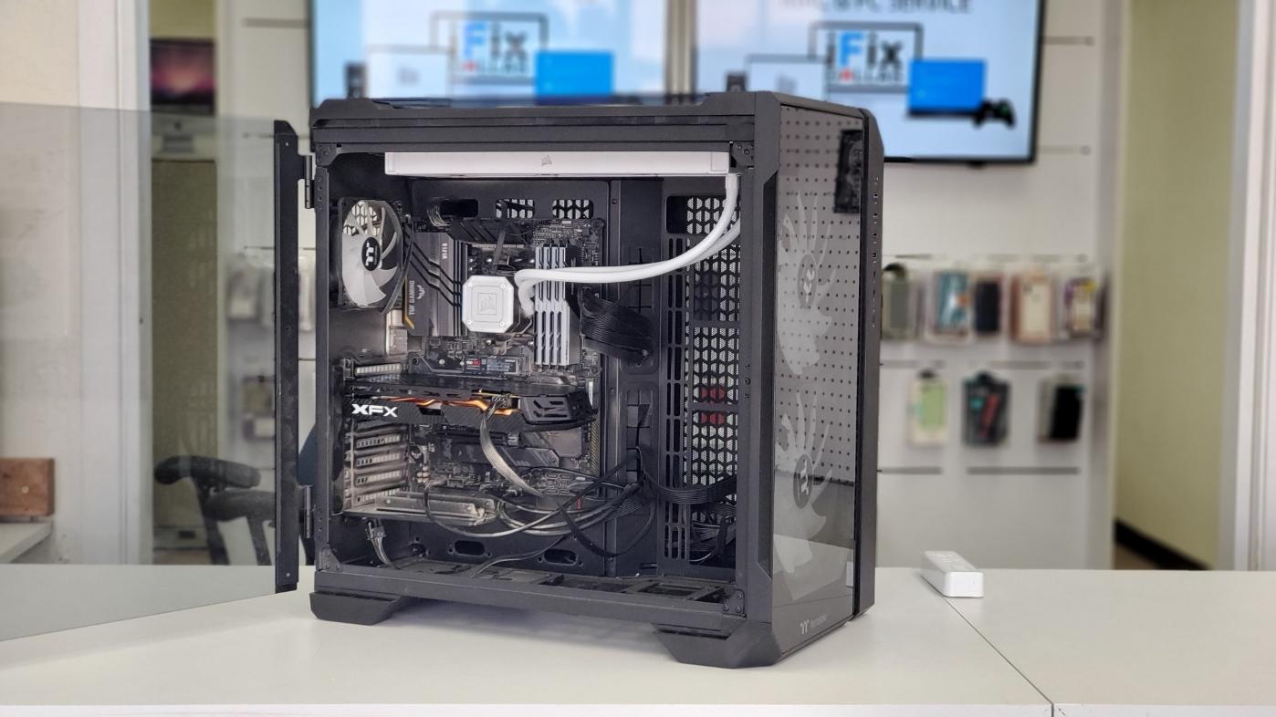 Gaming Desktop Repair Plano